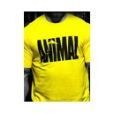 T-Shirt - Animal Iconic Yellow