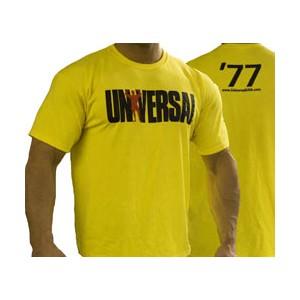 Universal '77 T-Shirt (yellow)