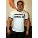 SHIRT UNIVERSAL IS NUMERO UNO