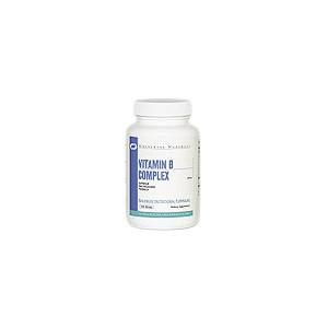 Vitamin B Complex (50mg) - 100 tabs